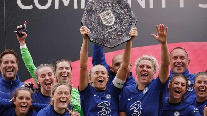 Chelsea Women Community Shield 2020