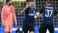 Icardi Inter Barcellona Champions League