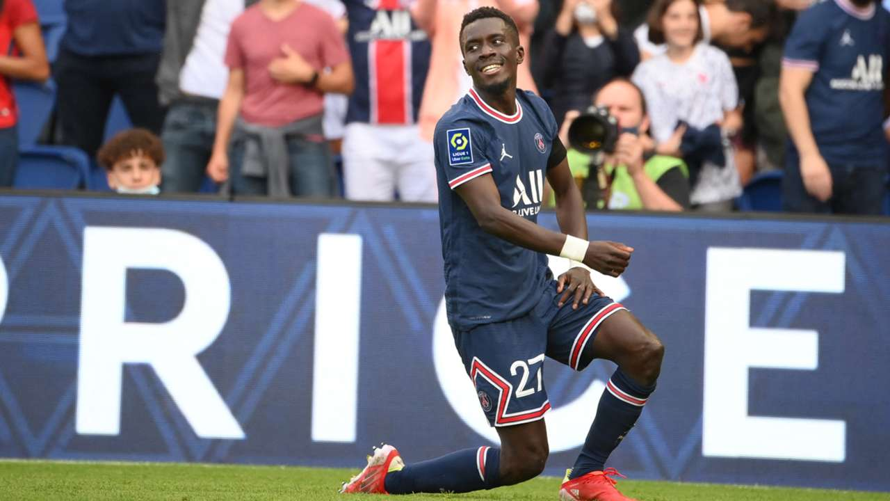 Idrissa Gueye PSG Clermont Ligue 1 11092021