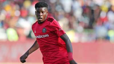 Marshall Munetsi, Orlando Pirates
