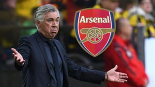 Carlo Ancelotti Arsenal GFX