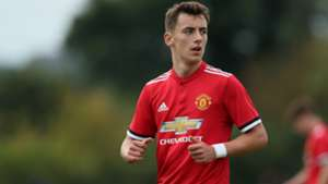 Lee O'Connor Manchester United
