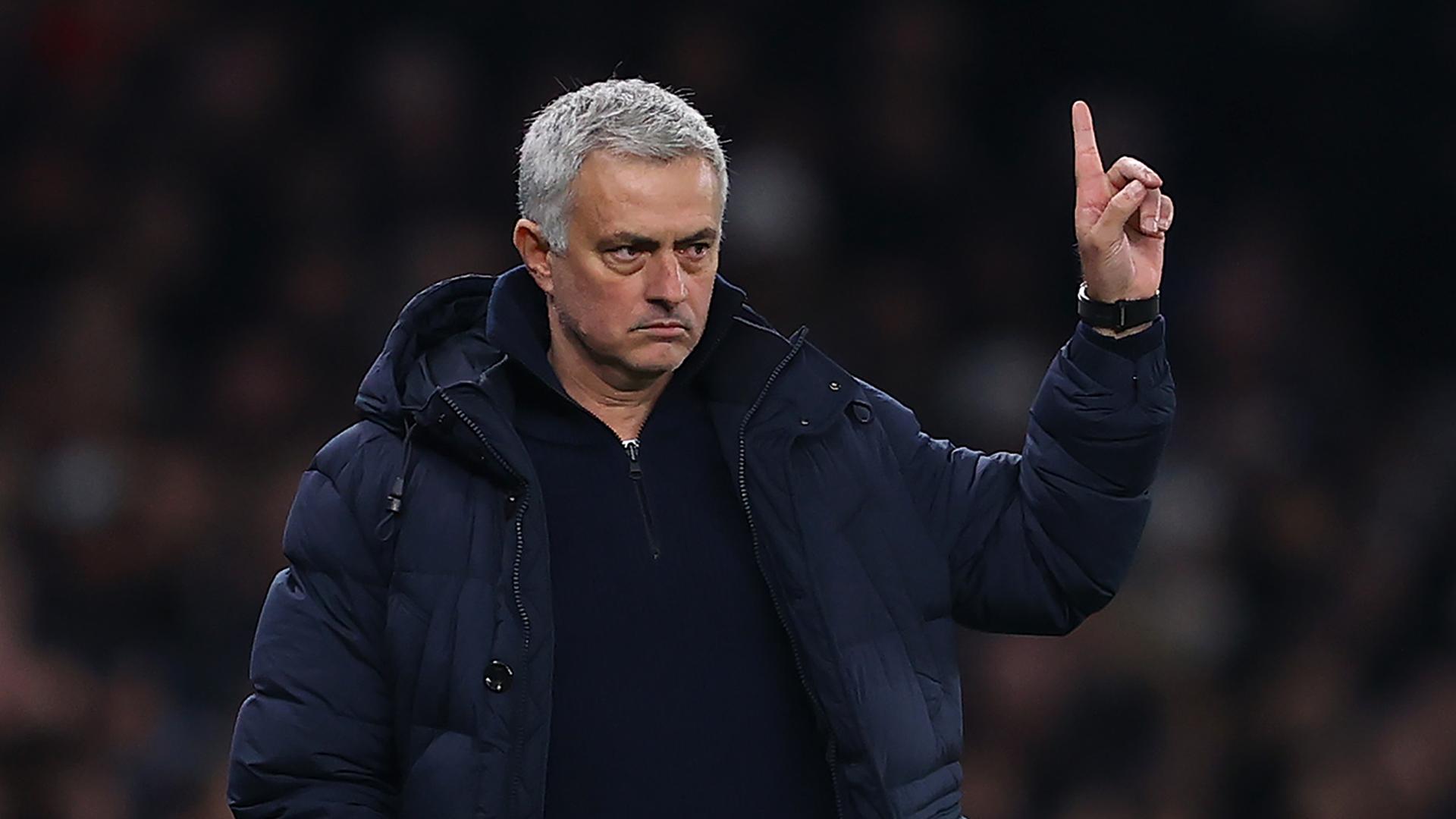 Tottenham Hotspur manager, Jose Mourinho, gives injury updates as Tottenham prepare to play Man Utd