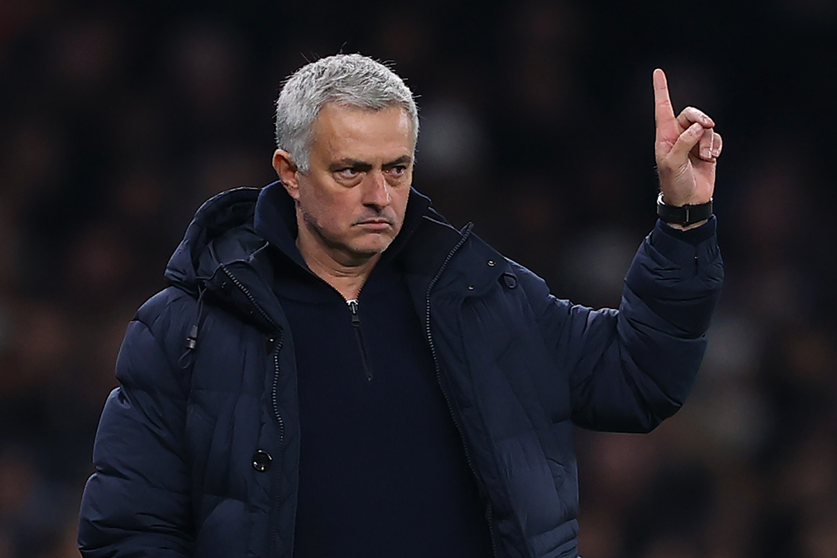 Mourinho admits to being lazy and annoying during his playing ...