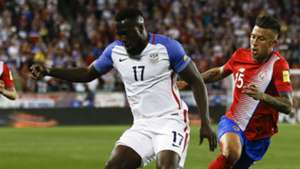 Jozy Altidore Francisco Calvo USA Costa Rica