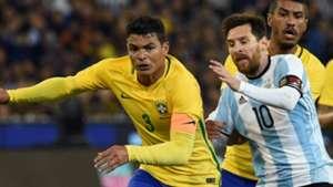 Thiago Silva : « Fiers de défier Lionel Messi »