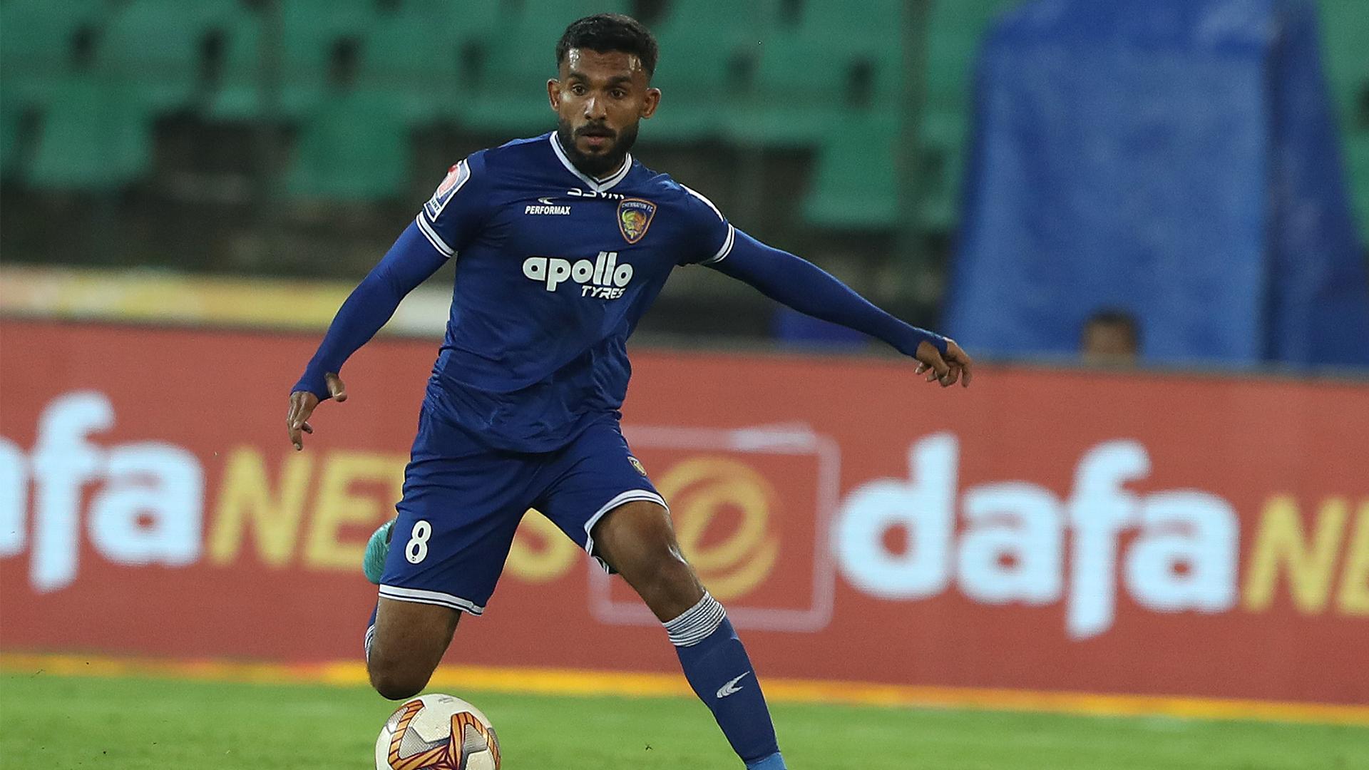 Edwin Vanspaul Chennaiyin FC
