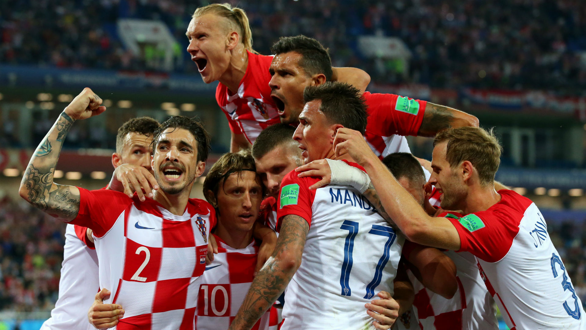 Croatia Nigeria World Cup 2018