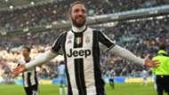 Gonzalo Higuain Juventus Lazio Serie A