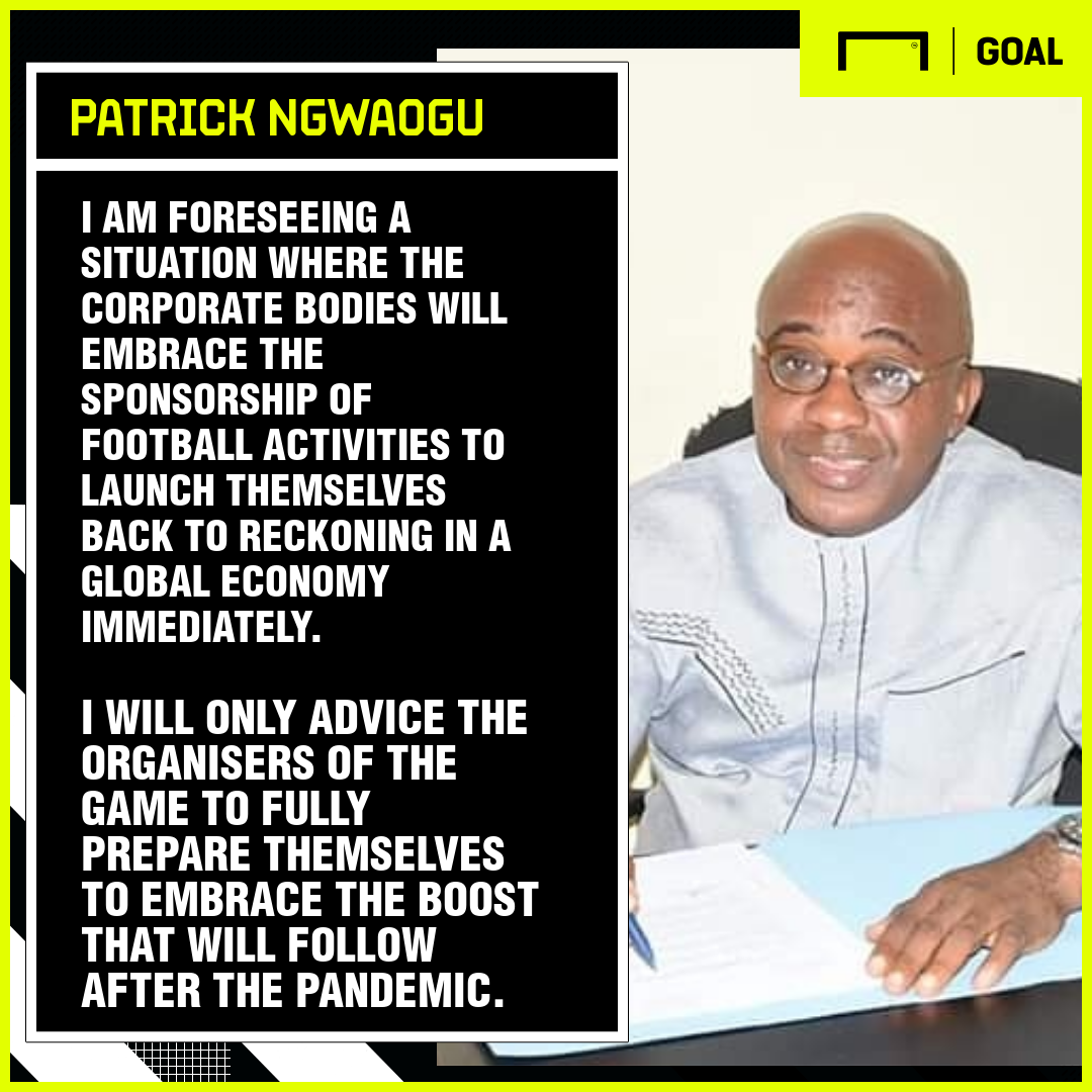 Patrick Ngwaogu PS