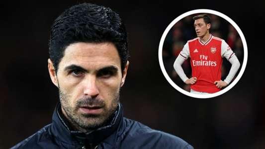 (Chuyển nhượng) Arsenal học MU, tìm cách 'tiễn' Ozil như Sanchez | Goal.com