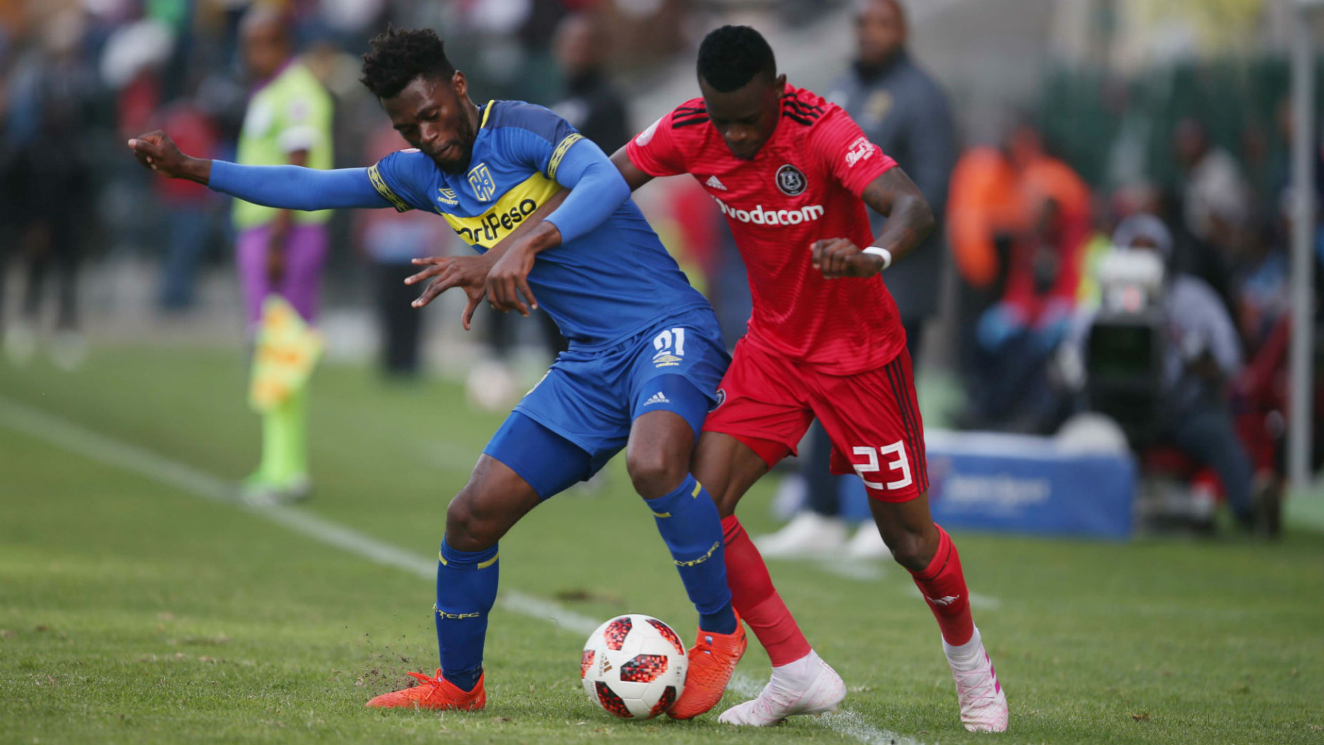 Psl Match Preview Orlando Pirates Vs Cape Town City Goal Com
