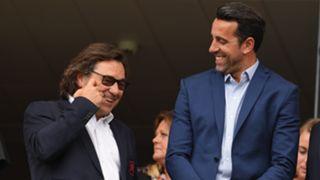 Raul Sanllehi, Edu, Arsenal