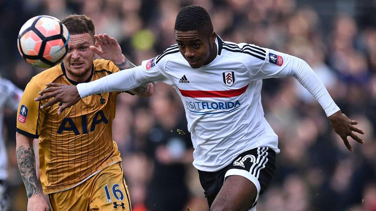 Ryan Sessegnon Fulham 2017
