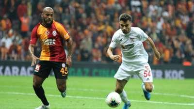 Marcao Emre Kilinc Galatasaray Sivasspor