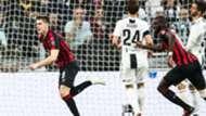 Piatek Juventus Milan Serie A