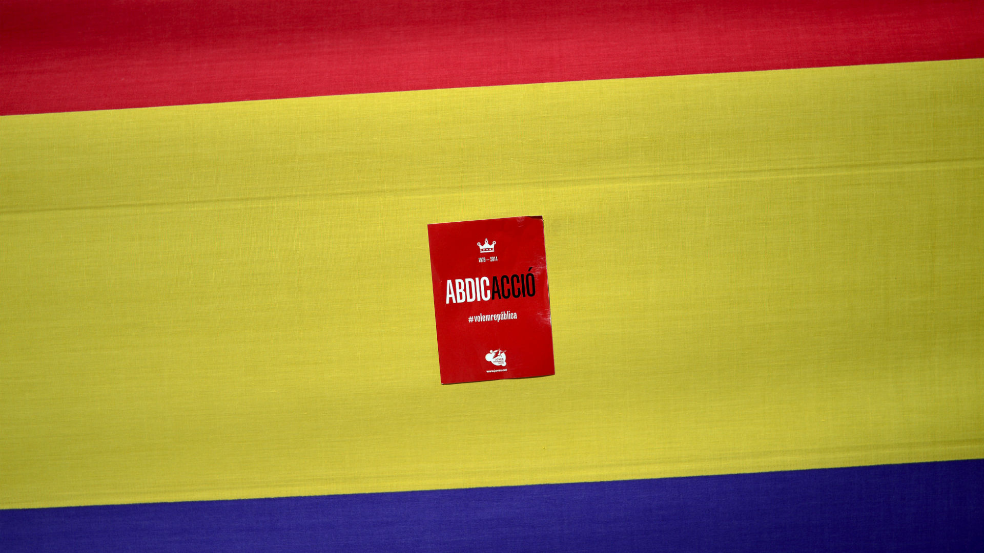 Spain second republic flag