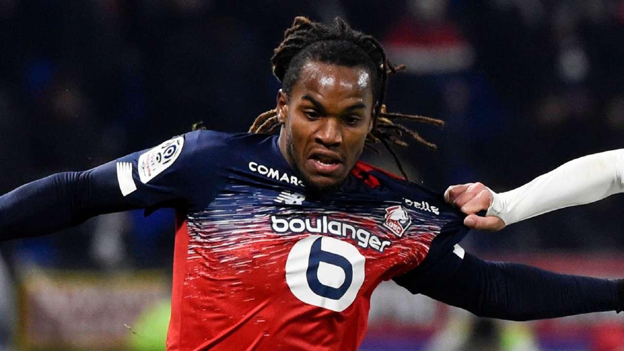 Renato Sanches Lille 2019-20