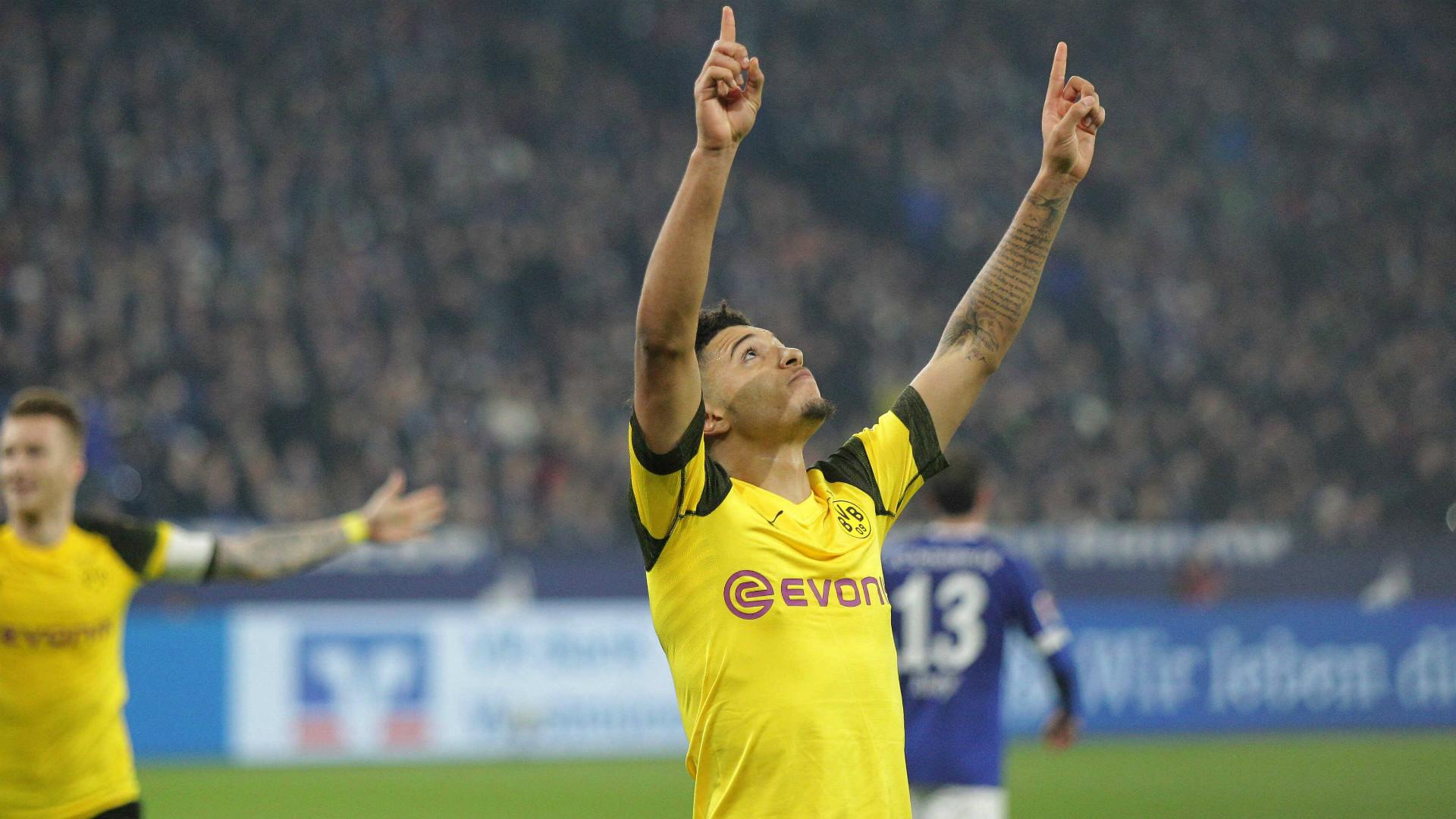 ONLY GERMANY Jadon Sancho Borussia Dortmund