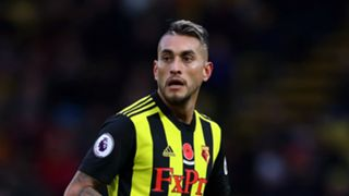 Roberto Pereyra Premier League Team of the Week 28102018