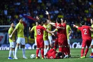 ทีมชาติไทย - คิงส์ คัพ 2019