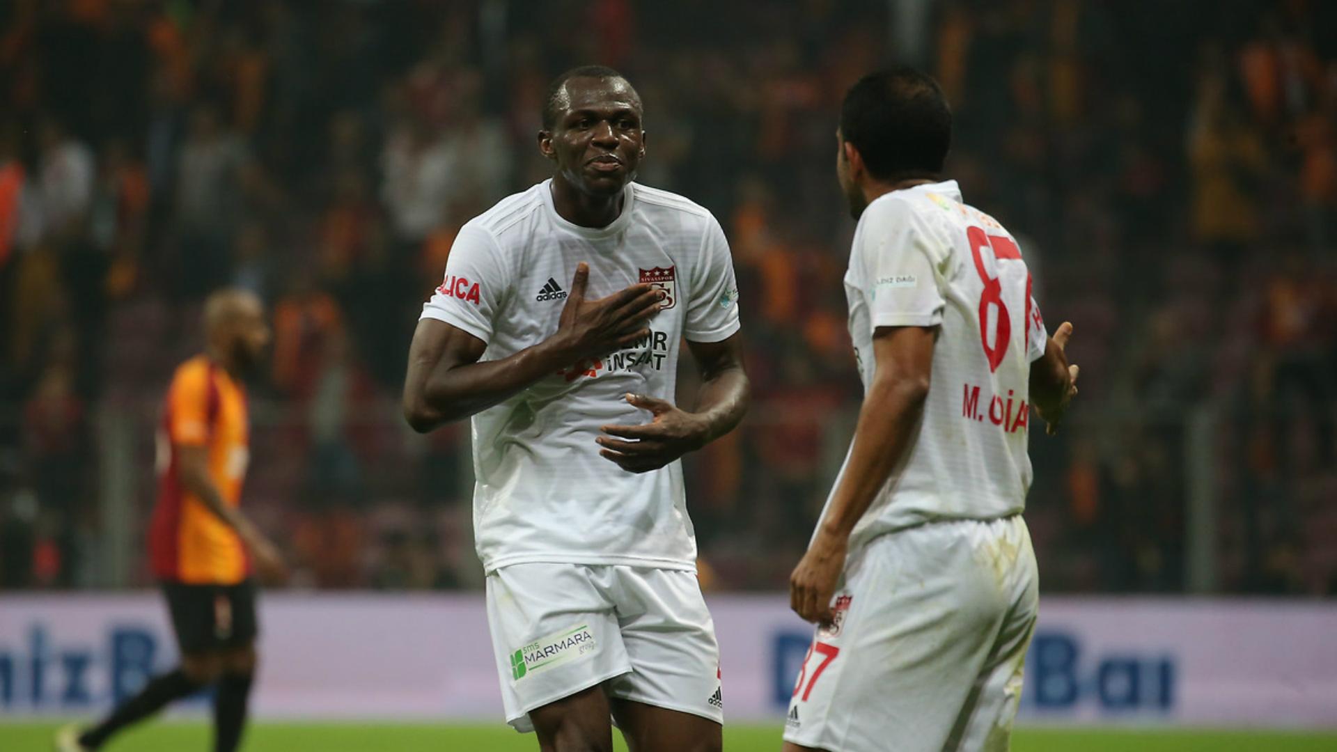 Arouna Kone scores as Sivasspor hold Konyaspor