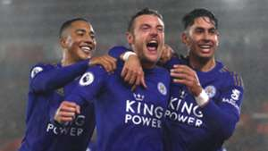 Leicester City embarrassing Arsenal, Tottenham and Man Utd in Premier League top-four race