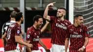 Ante Rebic Milan Juventus Serie A