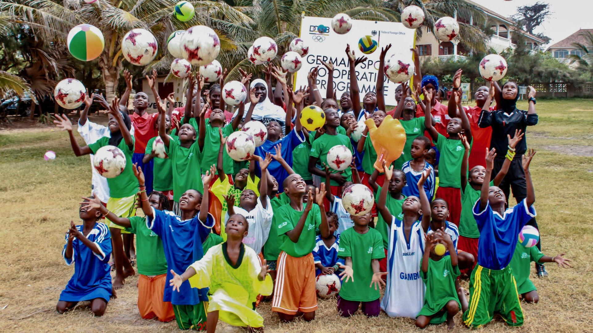 Gambia Football Federation cancels 2019-20 football season
