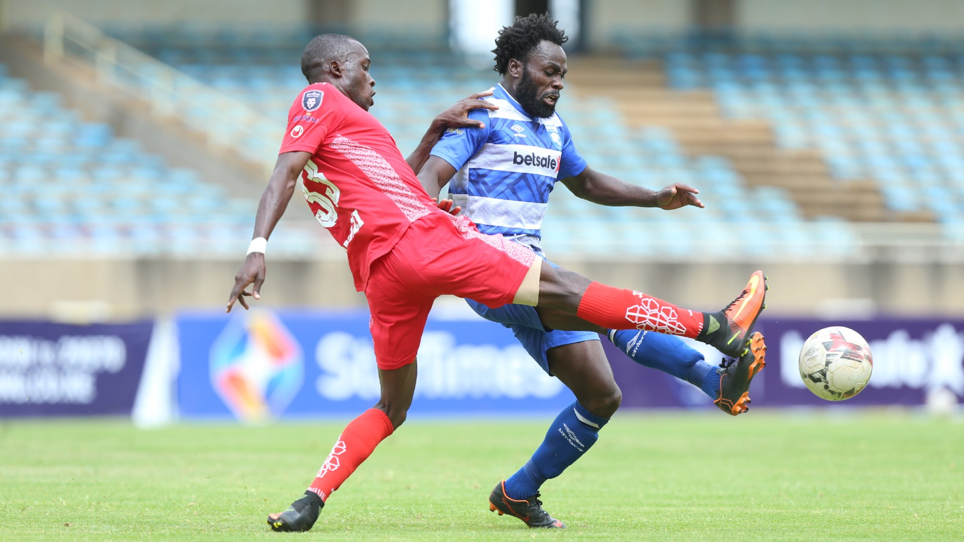 Ulinzi Stars 0-1 AFC Leopards: Ingwe complete double over four-time champions