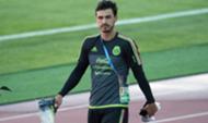 Oswaldo Alanís Selección mexicana 211217