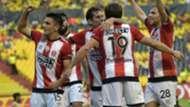 Juan Cavallaro Estudiantes Barcelona Copa Libertadores 18052017