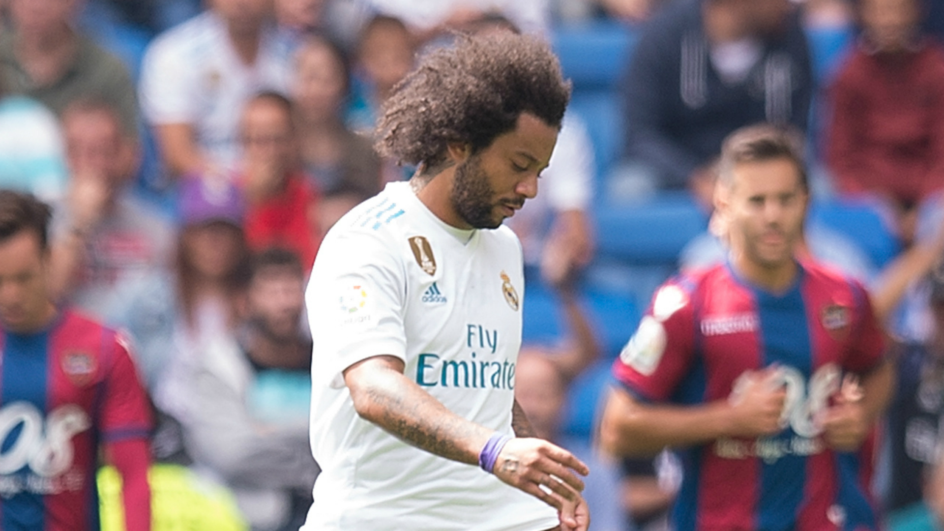 Marcelo Real Madrid Levante