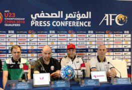 2018 AFC U-23 Championship qualification India Syria Qatar Turkmenistan coaches