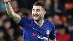 Mateo Kovacic Chelsea 2019-20