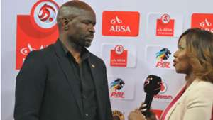 Steve Komphela Kaizer Chiefs 17 September 2017