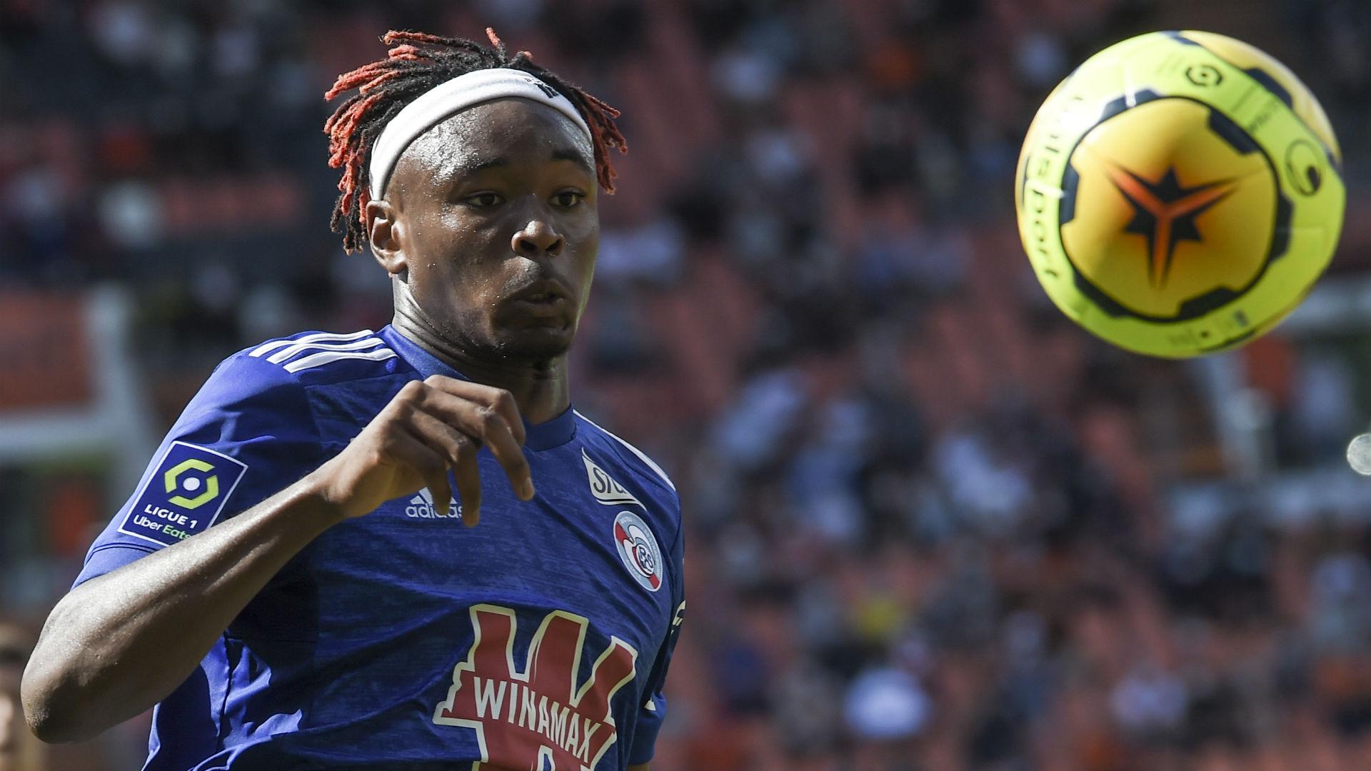 Mohamed Simakan est bien resté à Strasbourg — Transferts