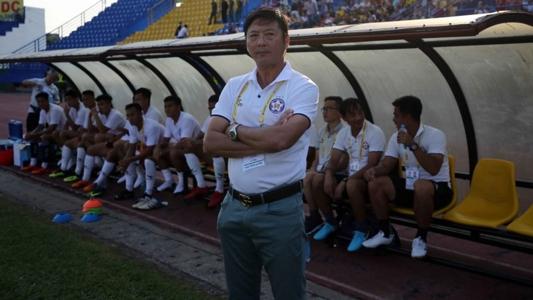 Thua Bình Dương, HLV Lê Huỳnh Đức đổ lỗi cho... ban huấn luyện U22 Việt Nam | Goal.com
