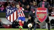 Atletico Madrid FC Arsenal 04052018