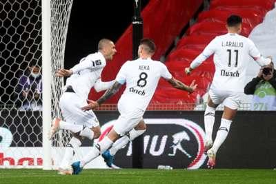 Burak Yilmaz. Lens vs Lille 05.07.2021