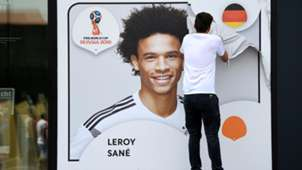Leroy Sane Poster remove