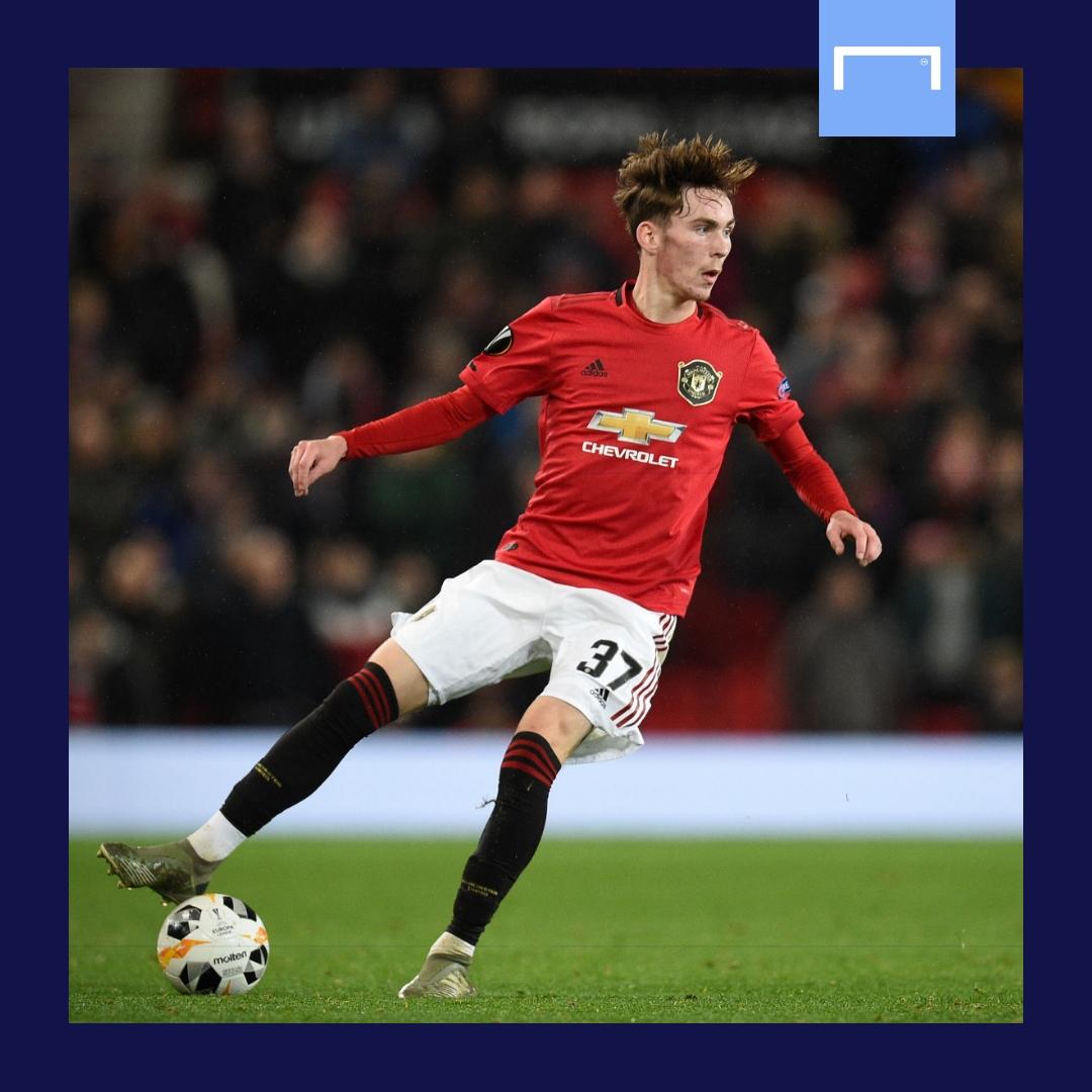 Man Utd quartet set for loan moves before next season