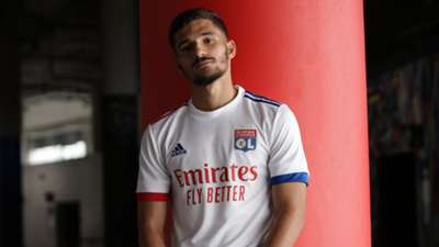 Lyon home kit 2020-21