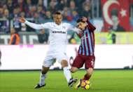 Titi Abdulkadir Omur Trabzonspor Bursasspor 12/16/17