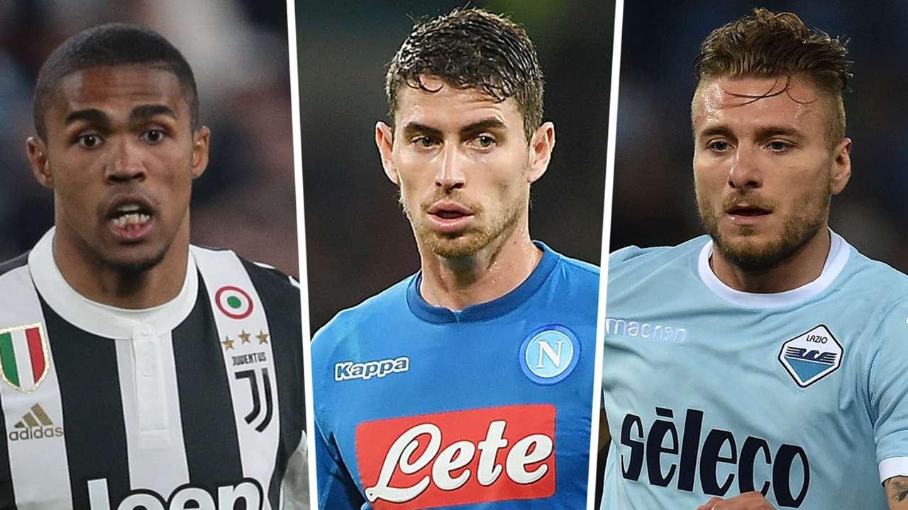 Serie A Team of the Season