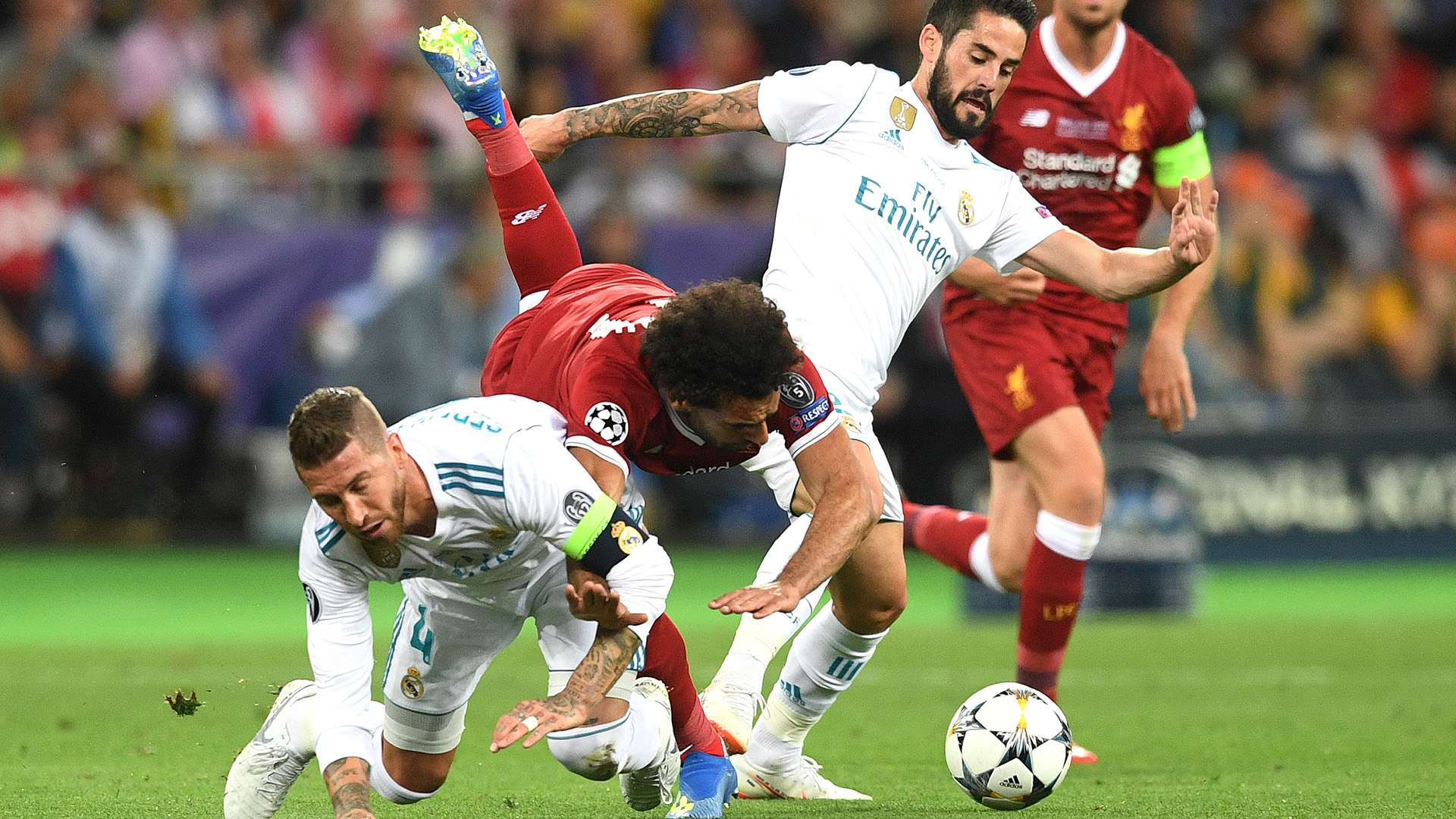 Image result for real madrid liverpool