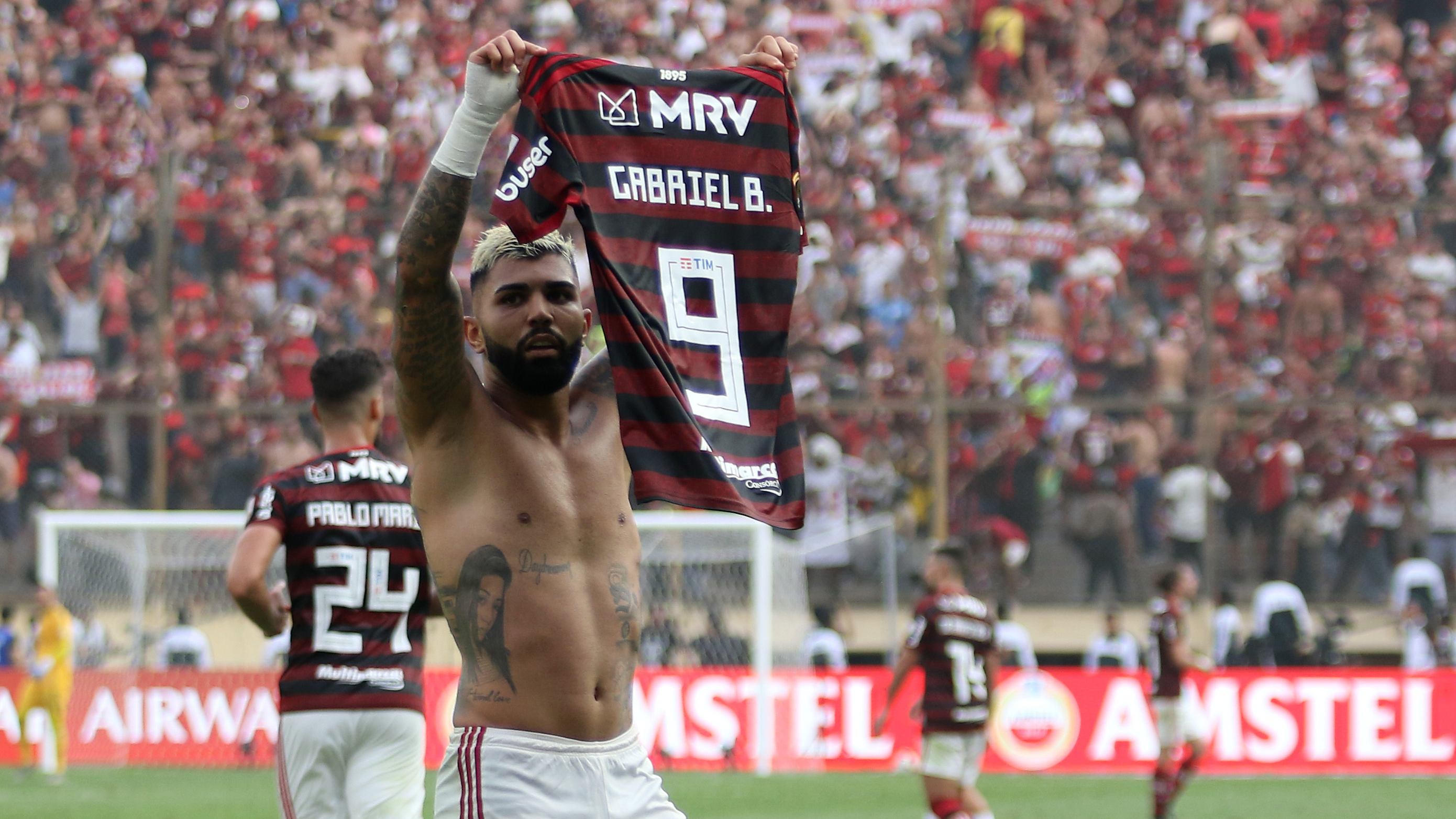 Chelsea not interested as West Ham & Flamengo chase Inter-owned Gabriel Barbosa