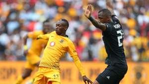 Khama Billiat, Kaizer Chiefs & Alfred Ndengane, Orlando Pirates, February 2019