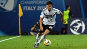 Suat Serdar Deutschland U21 Germany 2019