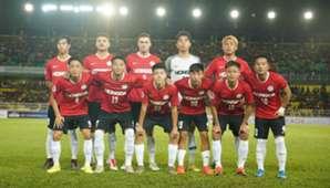 Afc champions league, Tai Po 1:5 lost to Kedah FC.